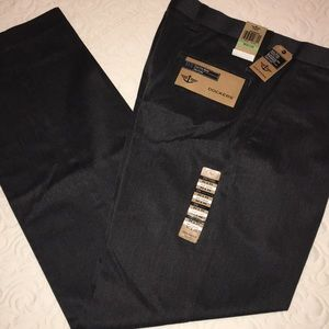 Dockers Iron Free Flat Front Straight Fit Pants